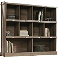 Wooden Bookshelves Sauder Barrister Lane 47.52 Bookcase Library Bookcase 3 Shelves (Salt Oak)