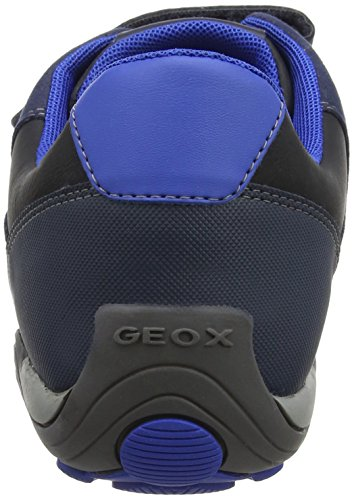 Mixte Dk Sneakers A Jr royal Adulte Bleu Basses Geox Arno Navy awXfB1
