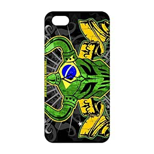 3D Case Cover MMA Phone Case for iPhone 5s
