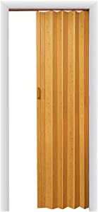 LTL Home Products OK3680K Oakmont Interior Folding Accordion Door, Oak