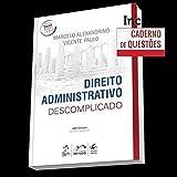 capa de Direito Administrativo Descomplicado