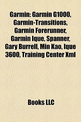 Garmin: Garmin G1000, Garmin-Transitions, Garmin Forerunner