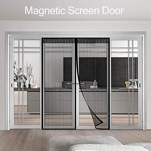 french doors with built in blinds - 9