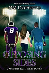 Opposing Sides by CM Doporto ebook deal