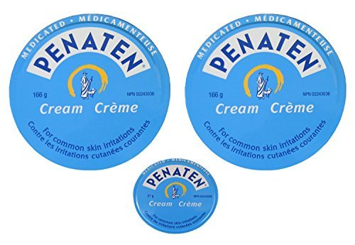 Value Pack- Penaten Cream 2 tins 166g/5.85oz + 1 tin 27g/0.95Oz