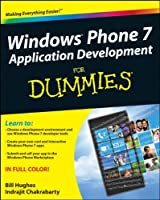 Windows Phone 7 Application Development For Dummies Front Cover