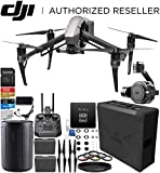DJI Inspire 2 RAW Quadcopter with CinemaDNG and Apple ProRes Licenses with Zenmuse X7 Camera and 3-Axis Gimbal & Cendence Remote Controller Bundle
