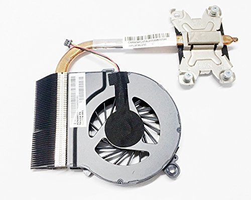 ethan New Cpu Fan with Heatsink For HP G7-1000 g7-1310us g7-1260us G7-1070US LAPTOP 643258-001 646578-001 3PIN