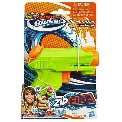 Nerf Super Soaker Zipfire Blaster: Toys & Games
