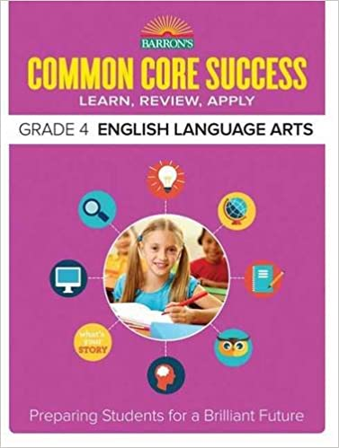 Time Worksheets 2nd grade telling time worksheets : Barron's Common Core Success Grade 4 English Language Arts ...