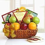 California Delicious Fruits Abound Gift Basket