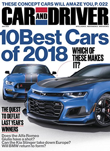 Car and Driver - Engineer Magazine