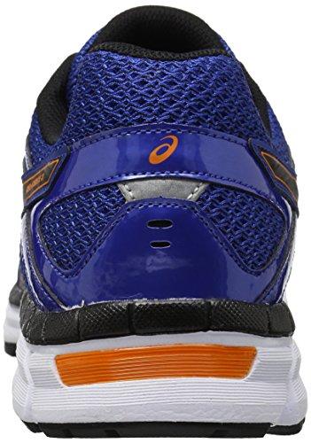 Asics Gel Mens-excite 3 Scarpa Da Corsa Blu / Nero / Arancio