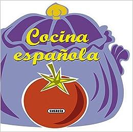 Cocina Española Recetas Para Cocinar Spanish Edition