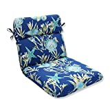 Pillow Perfect Outdoor/Indoor Daytrip Pacific Rounded Corners Chair Cushion