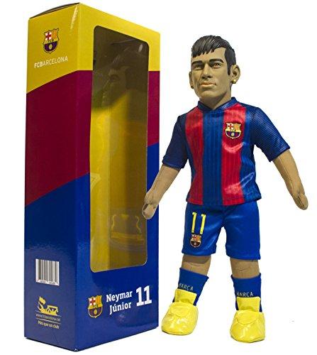 45cm Dolls - TOODLES DOLLS FC Barcelona Realistic figure Neymar Júnior player, 45 cm/17.7 in sizes (Neymar JR)