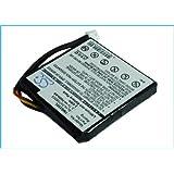 Battery for TomTom Start 20, Star 25, 4EN42, 4EN.001.02, 4EN52, 4EV42, 4EV52, Li-ion, 700 mAh