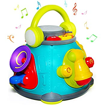 Mozart Orchestra Magic Cube Masterpiece Musical Interactive Play Educational Toy Low Price Toys For Baby Baby