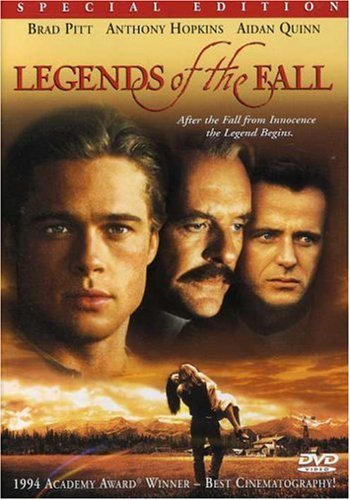 Legends of the Fall (Special Edition) (Movies On Dvd Brad Pitt)