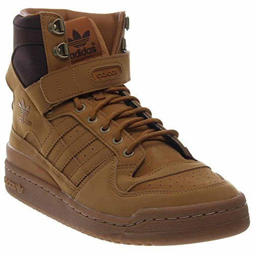 hot sale online b06d3 8743d Forum Hi OG Mens in MesaGumBrown by Adidas, 7.5 - Buy Online in Oman.   Apparel Products in Oman - See Prices, Reviews and Free Delivery in Muscat,  Seeb, ...