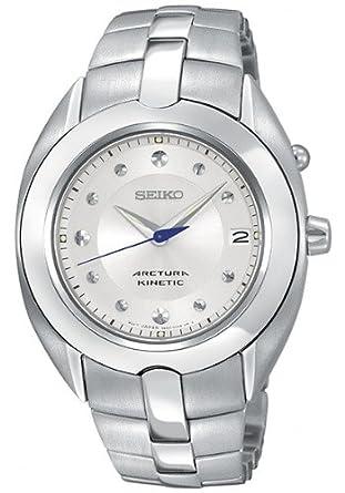 Amazon.com  Seiko Arctura Women s Kinetic Watch SKA889  Seiko  Watches 35ea7643fc
