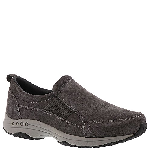 Easy Spirit Trippe Women's Slip On 8.5 B(M) US Grey from Easy Spirit