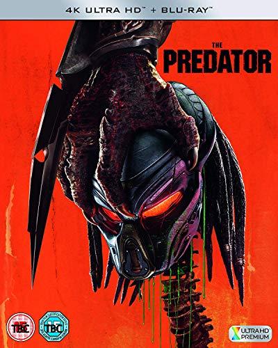 The Predator (2018) [4K UHD +