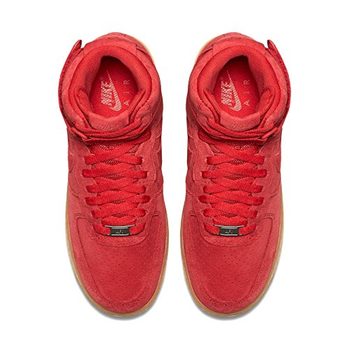 high quality buy online amazon online NIKE Mens Air Force 1 Mid Basketball Shoes University Red/University Red wiki online excellent for sale AoIfPi