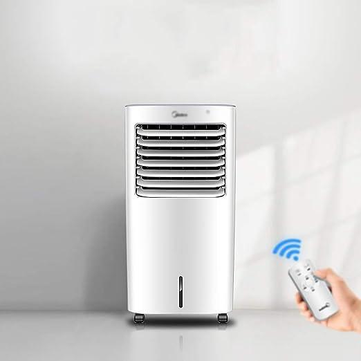 Ventilador electrico Refrigerador de aire, ventilador del aire ...