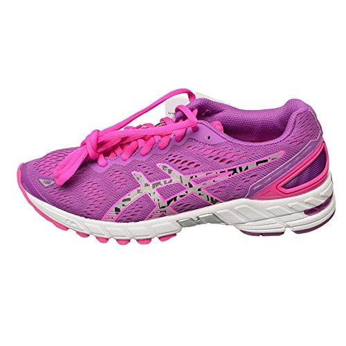 Asics DS Trainer 19 Women's Zapatillas Para Correr - GRAPE/SILVER/SHARP GREEN