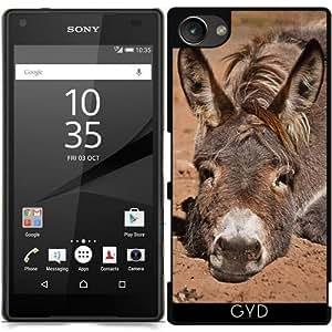 Funda para Sony Xperia Z5 Compact - Burro Abajo by PINO
