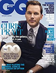 Magazine for successful, stylish, and professional men. Combines in-depth profiles with thought-provoking articles to give the GQ man all the latest style news for the new millenium.