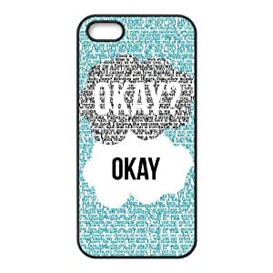 Cool Painting The Fault In Our Stars New Fashion DIY Phone Case for Iphone 5,5S,customized cover case case-318062