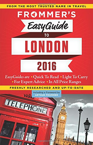 Frommers EasyGuide London 2016 Guides product image