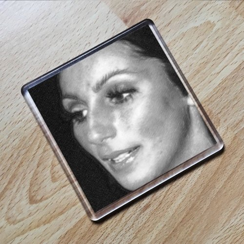 - Seasons Cher - Original Art Coaster #js004