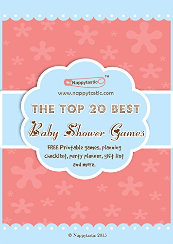 The Top 20 Best Baby Shower Games: FREE Printable games, Planning Checklist, Party Planners, Gift List and more]()