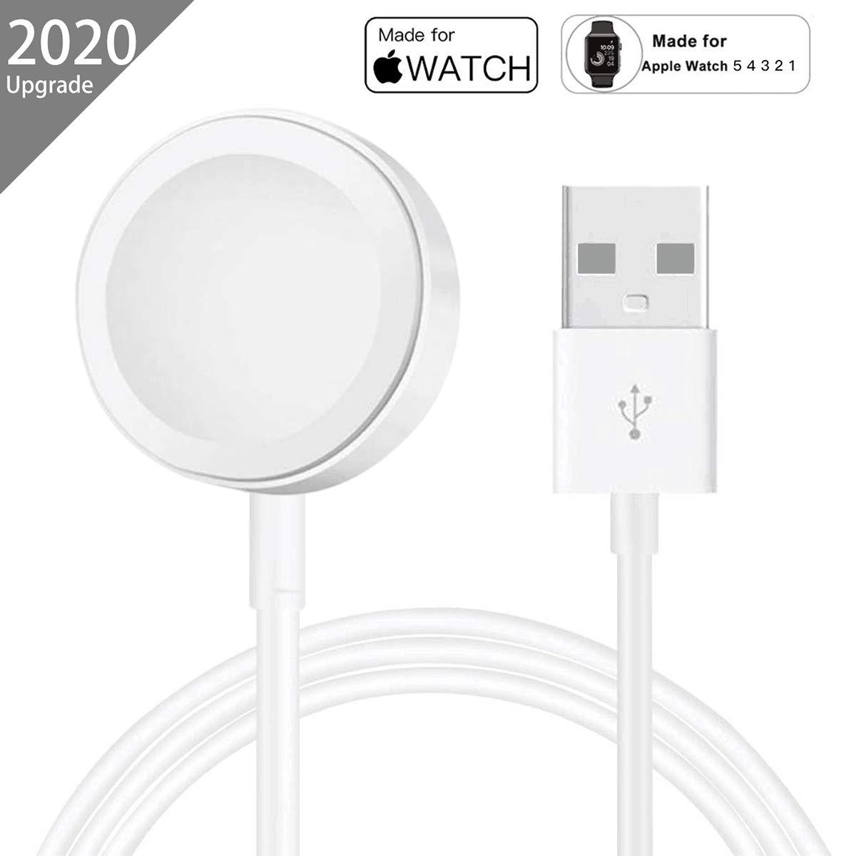 AICase Charger para Apple Watch,Cargador Magnética para iWatch ...