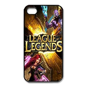 League Of Legends For iPhone 4,4S Cell Phone Case Gifts BSGK9005544