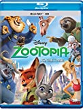 Blu-ray 3D Disney Zootopia [ Brazilian Edition ] [ Audio and Subtitles in English + Portuguese + Spanish + Korean + Russian ] [ Region A ]