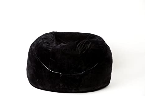 Fantastic Amazon Com Bean Bag Chair With Fiber Optic Lights Good For Squirreltailoven Fun Painted Chair Ideas Images Squirreltailovenorg