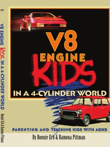 V-8 Engine Kids in a 4 Cylinder World
