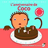 L'anniversaire de Coco (1CD audio) (French Edition)