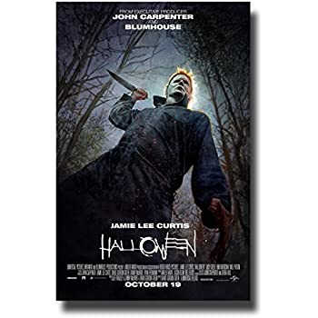 Posters Usa Halloween 2018 Movie Poster Glossy Finish Mcp228