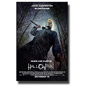 Halloween Poster Movie Promo 11 x 17 inches 2018 Reboot