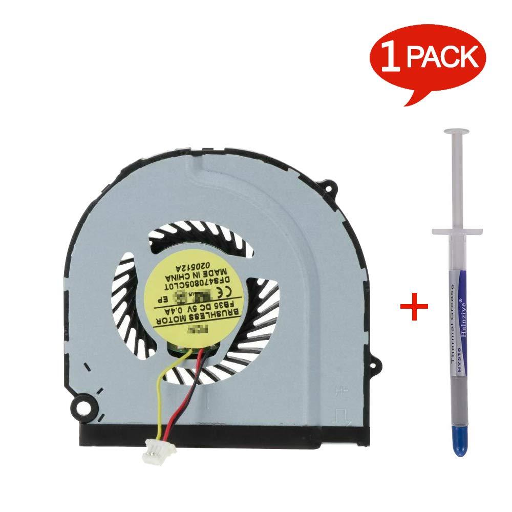 Cooler para HP Pavilion DM4-3000 DM4-3024TX DM4-3025TX DM4-3013CL DM4-3007XX DM4-3050US KSB05105HA 669934-001 669935-001