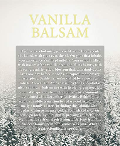 Worthy Promo NHL Nashville Predators 8 oz Candle Vanilla Balsam