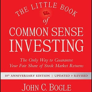 by John C. Bogle (Author), L. J. Ganser (Narrator), Audible Studios (Publisher) (587)  Buy new: $19.95$17.95