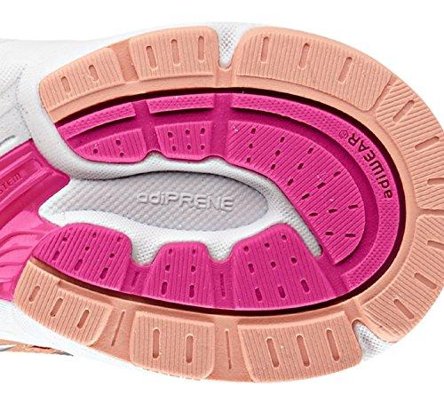 Adidas Ligh tster 2Xj Chaussures Enfants Chaussures de Course aq2356Rose
