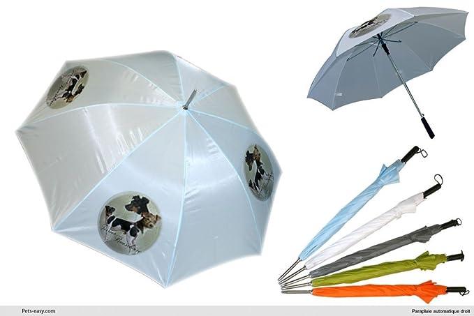 Paraguas de Golf, diseño de perro Terrier-Brasileiro