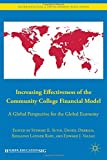 Increasing Effectiveness of the Community College Financial Model: A Global Perspective for the Global Economy (International and Development Education) by Edward J. Valeau (2011-09-15)